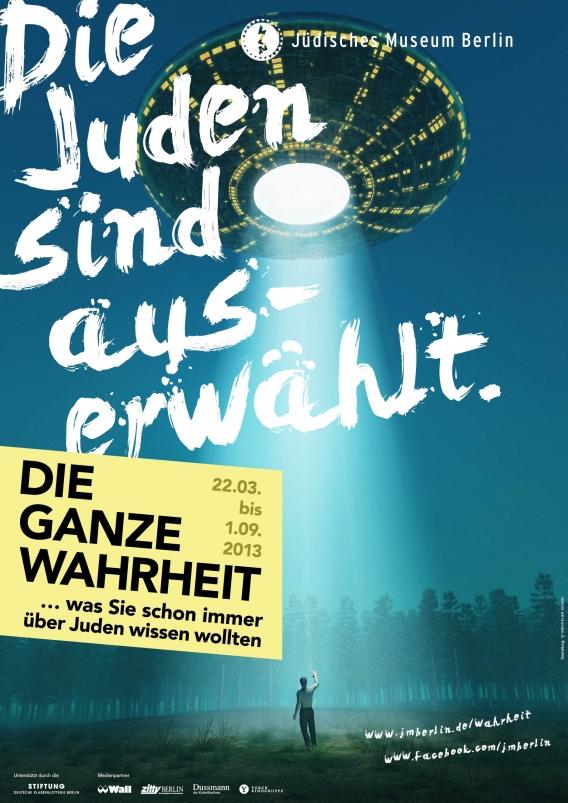 Jüdisches Museum Berlin, die ganze Wahrheit, Oliver Kandale
