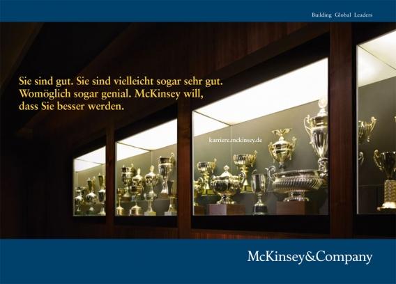 Oliver Kandale | Mckinsey