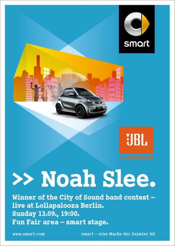 Oliver Kandale | smart + JBL